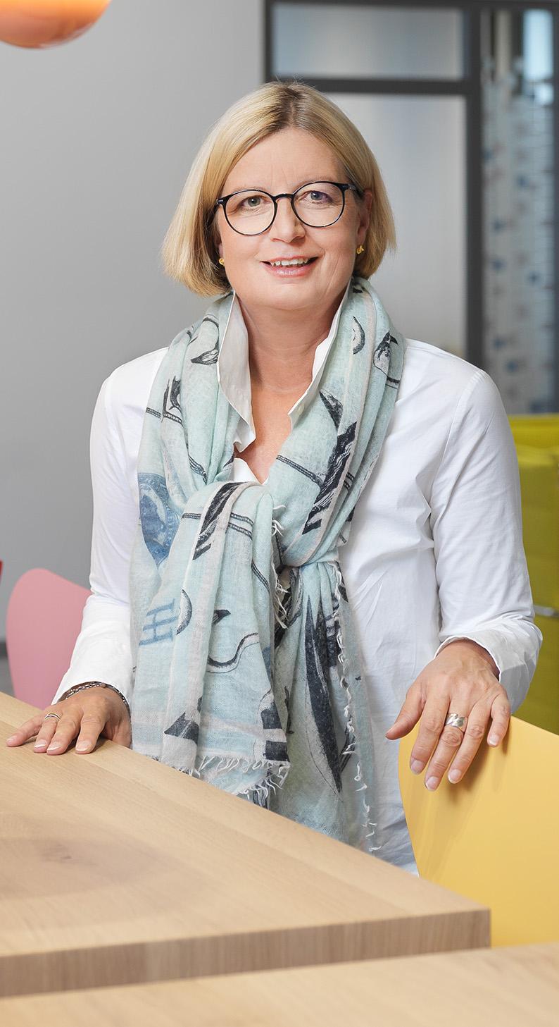 Prof. Dr. Dorothee Hallerbach, Rechtsanwältin, Fachanwältin für Steuerrecht